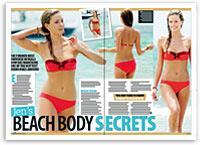 Jen's beach body secrets