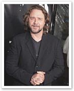 Russell Crowe to be baptised