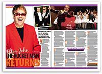 Elton John – the Rocket Man returns