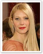 "Gwyneth's Oscar is ""kind of hidden"""