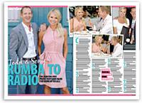 Sonia and Todd rumba to radio