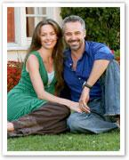 Q & A with Cameron Daddo and Alison Brahe
