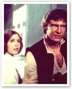 Carrie and Harrison's steamy affair