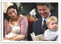 Prince Frederik: 'I want more kids'