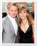Tana Ramsay: 'I make Gordon wear his chef whites in the bedroom!'