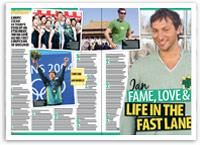 Ian Thorpe: Fame, love and life in the fast lane