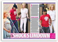 Nicole Kidman's shock slimdown