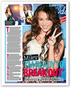 Miley Cyrus: 'I'm ready to break out'