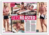 Gordon Ramsay gets roasted