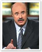 Is there a curse on the set of Dr Phil?