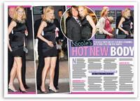 Nicole Kidman's hot new body