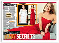 Kate Ritchie's body secrets