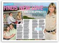 Terri Irwin finds new love... and Bob approves!
