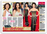 Catherine Zeta-Jones' age-defying diet