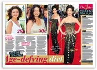 Catherine Zeta-Jones' age-defying diet