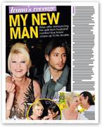 Ivana Trump's revenge: My new man