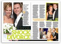 Sonia Kruger's shock divorce