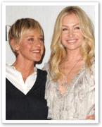 Ellen and Portia get set to have kids