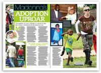 Madonna's adoption uproar