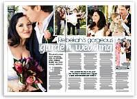 Rebekah's gorgeous garden wedding