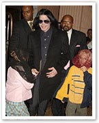 Fears for Michael Jackson's children