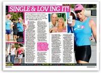 Lisa Curry: Single & loving it!