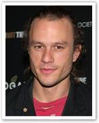 Heath Ledger's last film