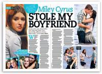 Miley Cyrus stole my boyfriend