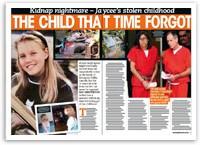 Kidnap nightmare — Jaycee's stolen childhood