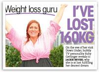 Weightloss guru - I lost 160 kilos!