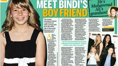 Meet Bindi Irwin's boyfriend