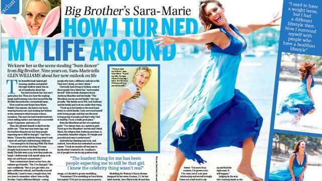 Sara-Marie: How I turned my life around!