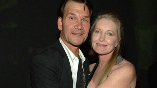 Patrick Swayze and Lisa