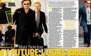 Matthew Newton's future looks bright