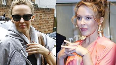 Is Kylie Minogue converting to Kabbalah?