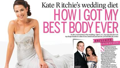 Exclusive: Kate Ritchie: How I got my best body ever!