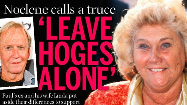 Nolene Hogan: Leave Paul alone!