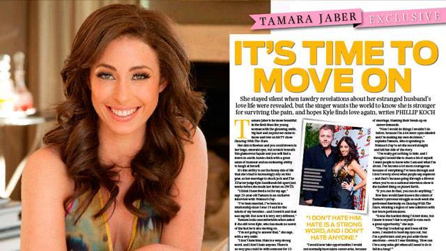 Tamara Jaber exclusive: Why we split