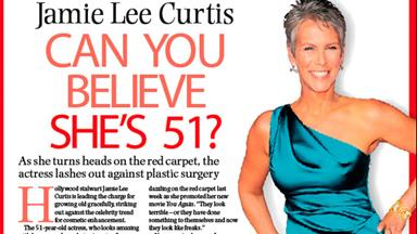 Jamie Lee Curtis: Can you believe she is 51?