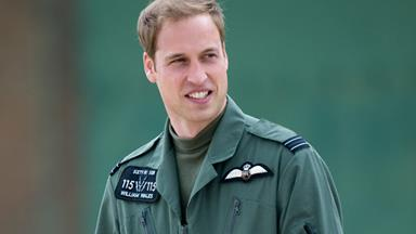 Prince William's hero helicopter rescue