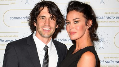Megan Gale and Andy Lee call it quits