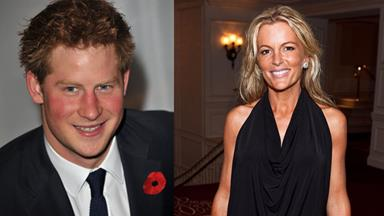 Prince Harry hook-up with Real Housewives star?