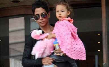 Halle Berry's bitter custody battle