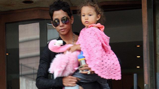 Halle Berry's bitter custody battle