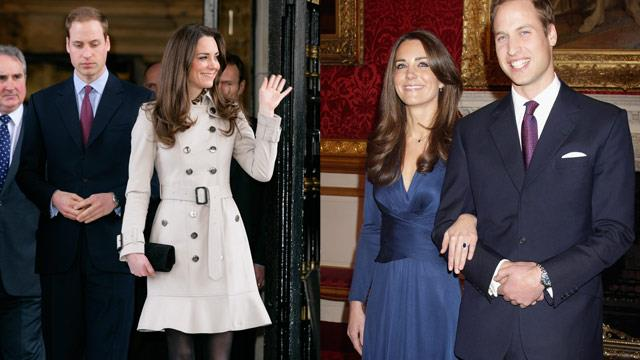 Kate Middleton's fashion effect