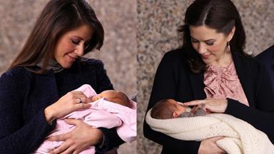 Royal rivals: Princess Mary VS Princess Marie
