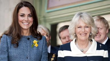 Kate Middleton is thriving in her new role