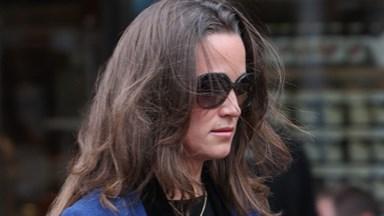 Pippa Middleton's jealous rage