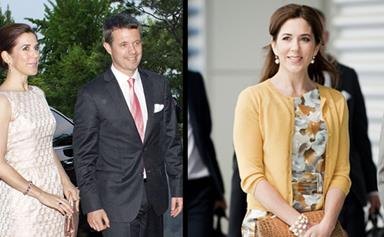 Princess Mary baby number five?