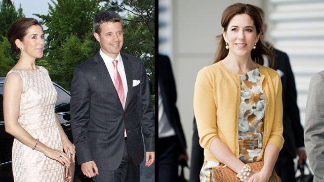 Princess Mary baby number 5?